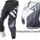 Fly Evo 2.0 Motocross Pants & Jersey Combo Set (blue/yellow/white) - image blk-9-80x80 on https://www.bargainbikebits.com.au