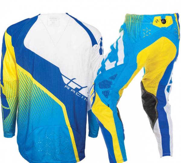 Fly Evo 2.0 Motocross Pants & Jersey