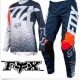 Fox Masters Youth Kids motocross pants & jersey combo (KTM orange) (Copy) - image girls-2018-grey-orange-80x80 on https://www.bargainbikebits.com.au