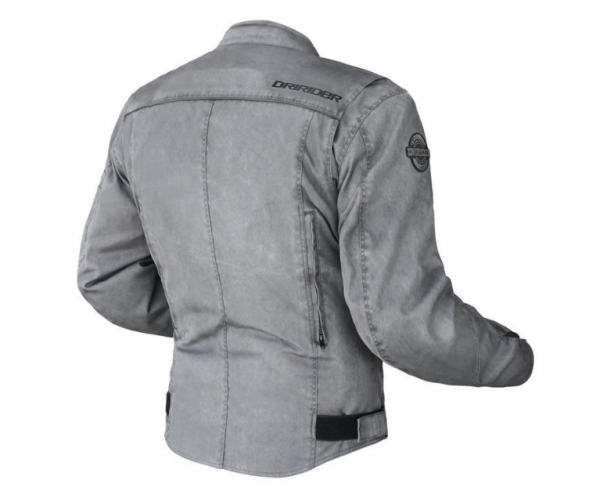 Dririder Raid Motorcycle Casual Vintage look Jacket - image 1-2-600x498 on https://www.bargainbikebits.com.au