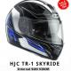 HJC TR-1 Skyride Motorcycle Helmet WITH SUNVISOR Black - image HJC-TR1-SKYRIDE-BLUE-80x80 on https://www.bargainbikebits.com.au