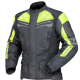 Dririder Female Apex 4 Motorcycle Jacket (grey/black) - image yellow-80x80 on https://www.bargainbikebits.com.au