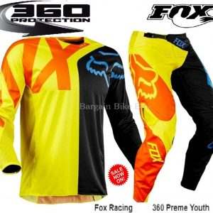 Fly Evo 2.0 Motocross Pants & Jersey Combo Set (blue/yellow/white) - image fox-360-Preme-bbb-300x300 on https://www.bargainbikebits.com.au