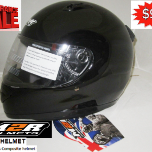 M2R 901 Flip Up Motorcycle Helmet  (matt black) - image m3..-300x300 on https://www.bargainbikebits.com.au