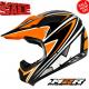 FOX Youth Motocross Helmet KTM Orange MASTAR Kids Dirt Bike MX - image M2R-SX100-BRANDED-80x80 on https://www.bargainbikebits.com.au