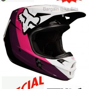FOX Girls Motocross Helmet Pink Youth Dirt Bike MX Yth Lg - image bbb-halyn-300x300 on https://www.bargainbikebits.com.au