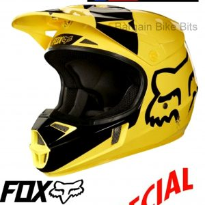 FOX Girls Motocross Helmet Pink Youth Dirt Bike MX Yth Lg - image bbb-yellow-300x300 on https://www.bargainbikebits.com.au