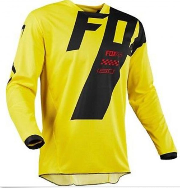 Fox Youth Motocross pants & jersey Mastars #24 /YM Suzuki Yellow Kids BMX MX - image 7-600x628 on https://www.bargainbikebits.com.au