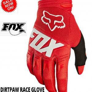 Fox 360 Preme Youth Kids motocross pants & jersey combo (orange/yellow) - image dirtpaw-2018-red-300x300 on https://www.bargainbikebits.com.au