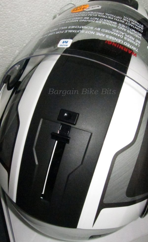 HJC IS SPRINT Flip Up Motorcycle Road Helmet  with SUNVISOR - image 1d-bbb-600x982 on https://www.bargainbikebits.com.au