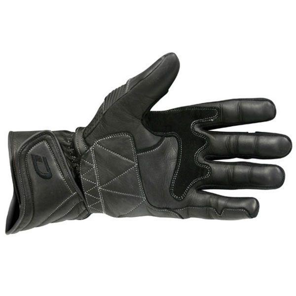 Female Dririder Aero Mesh 2 Summer vented motorcycle gloves Ladies - image dririder_aeromesh_black2__36542_zoom-600x600 on https://www.bargainbikebits.com.au