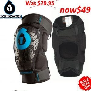 661 NITRO Pivoting Kneeguards Six Six One USA Mens knee guards - image RAGE-KNEEGUARDS.1-300x300 on https://www.bargainbikebits.com.au
