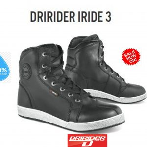 Dririder 'JET' Waterproof Motorcycle Gloves - image Iride-3-300x300 on https://www.bargainbikebits.com.au