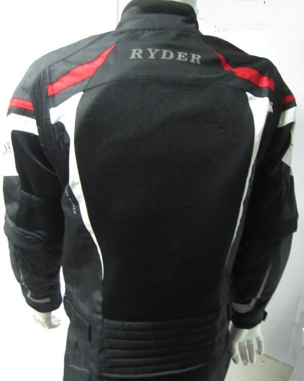 RYDER Vented Motorcycle Jacket (red) - image Ryder-4-600x751 on https://www.bargainbikebits.com.au