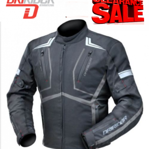 Dririder Female Apex 4 Motorcycle Jacket (black) Ladies Womens - image black-Strada-Copy-1-300x300 on https://www.bargainbikebits.com.au