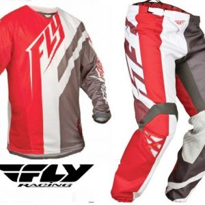 Fly Evo 2.0 Motocross Pants & Jersey Combo Set (blue/yellow/white) - image 2-2-300x300 on https://www.bargainbikebits.com.au