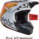 FOX V3 KUSTM Motocross Helmet NEW MIPS Blk Grey MX DirtBike Off Road - image fox-V1-Rohr-80x80 on https://www.bargainbikebits.com.au