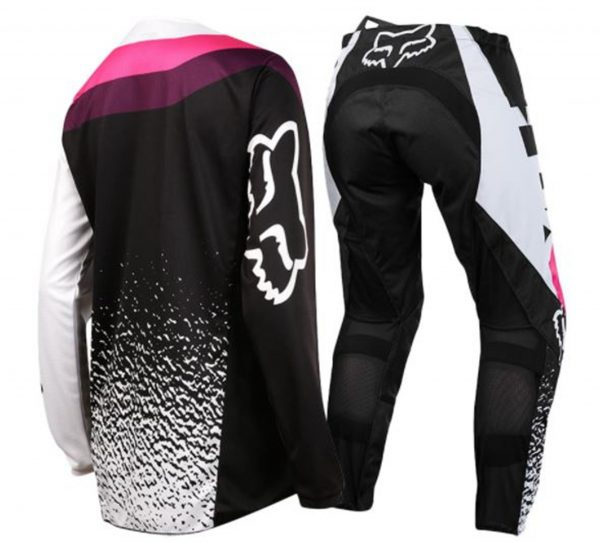 Motocross pants and jersey combo